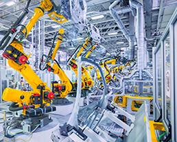 Prestation de conseil process et outil industriel