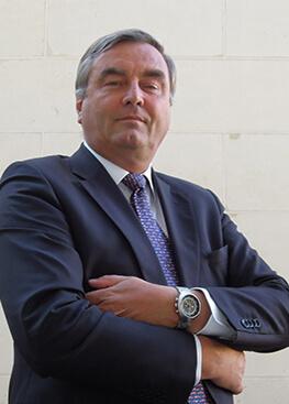 équipe Pierre-Yves Geels,Senior Partner chez JFB Consulting
